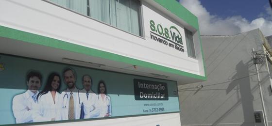 S.O.S. VIDA - INOVANDO EM SAÚDE